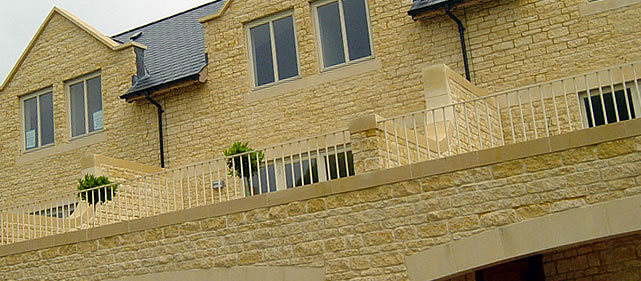 cotswold building stone ashlar blocks from stanleys quarry build home cotswold